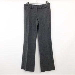 Express Editor Dress Pants Houndstooth Black/Gray